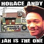 Horace Andy - Jah Is the One (2 CDS)  NEW AND SEALED