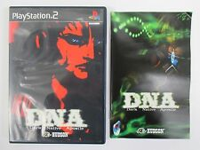PlayStation2 -- D.N.A Dark Native Apostle -- PS2. JAPAN GAME. Work fully!32157