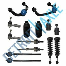 Brand New 14pc Complete Front Suspension Kit for Ford F-150 Mercury Mark LT 2WD