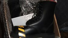 Aryan Wear Panzer Boots Skinhead Skingirl New Old Stock US 6 UK 5 EUR 39
