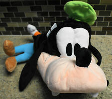 New Walt Disney World Parks GOOFY Plush Costume Hat with Mini Body - Adult Size
