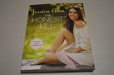 The Honest Life HAND SIGNED by Actress Jessica Alba! Dark Angel! Sin City! Rare!