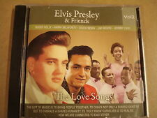 CD / ELVIS PRESLEY & FRIENDS VOL.2 - THE LOVE SONGS