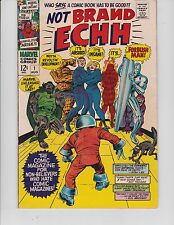 Not Brand Echh  #1 (FN+  6.5) Aug-1967,  Marvel