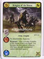 A Game of Thrones LCG - 1x Knights of the Storm #015 - Ice and Fire Draft Pack