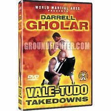 Darrell Gholar Vale-Tudo Takedowns Instructional DVD Series, Brand new!