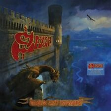 SAXON - EAGLES AND DRAGONS LP-BOX ☆☆☆NEU/NEW☆☆☆
