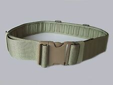 NEW - Latest Issue PCS Light Olive Colour PLCE Webbing Belt - Size LARGE 38-42""