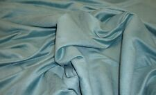 Upholstery Suede Tide Pool Micro Faux Suede Drapery Sofa Fabric by the yard 58""