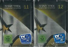 Star Trek Raumschiff Enterprise Season 1.1-3.2  6 Steelbooks Neu OVP Deutsche A.