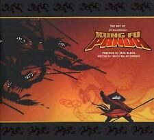The Art of Kung Fu Panda, Tracey Miller-Zarneke, SIGNED; signed by directors Mar