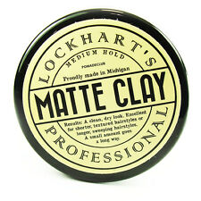 Lockhart's Authentic Professional Matte Clay 1oz