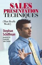Book, PB Sales Presentation Techniques: That Really Work! Selling Corporation @@