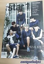 VIXX AT STAR 1 : Korean ver. STAR & STYLE MAGAZINE 2015 MAY (Vol.38), NEW hades