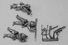 TQD GSK22 20mm Diecast WWII !942-43 German Kharkov SS Prone MG42 Team