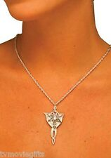 Arwen Evenstar Necklace Costume Accessory Lord of the Rings Licensed 6007 New