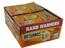 160 Heatmax Hot Hands 2 Handwarmers Warmers 80 Pairs NEW BOX Outdoor Camping