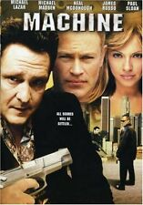 Machine (DVD, 2007) Michael Madsen