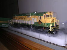 """BOWSER #23394  Reading C-630 Diesel Loco #5310 """"Green & Yellow"""" w/DCC & Sound"""