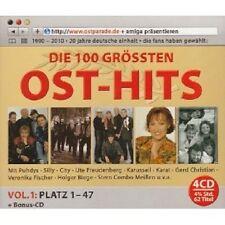 DIE ULTIMATIVE OSTPARADE TOP 100 (VOL. 1) 4 CD BOX NEU