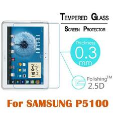 9H Premium Tempered Glass Screen Film Protector For Samsung Tablet P5100/N8000