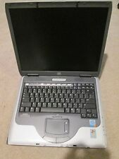 HP Compaq NX9010 Laptop Parts or Repair Won't Power Up