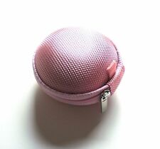 Pink Case for Motorola H710 H700 Bluetooth Headset-save ear hook gel 10yc