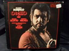 Verdi - Otello -Domingo/Scotto/Milnes/Levine/National Phil. Orch. -2CD-Box