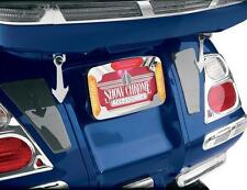 Show Chrome Contours LED License Plate Holder  16-131*