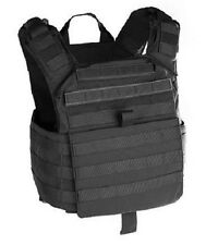Shellback Banshee Rifle Plate Carrier BLACK MOLLE Tactical Assault Gear TAG NEW