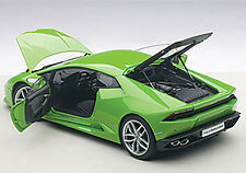 Autoart LAMBORGHINI HURACAN LP610-4 VERDE MANTIS 4-LAYER/GREEN MET. 1/18 New!