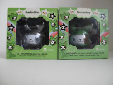 TOKIDOKI BASTARDINO  and SDCC Platinum Version by Strangeco