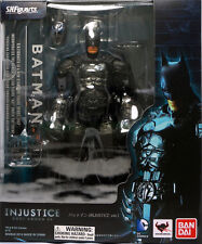 "Brand New Bandai Tamashii S.H Figuarts Batman ""Injustice Ver"" USA"