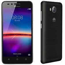 """Optus Huawei Y3II LUA-L02 4G 4.5"""" Screen 5MP Camera Android 5.1 + Bonus"""