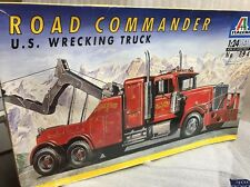Italeri 1/24 794 Road Commander US Wrecking Truck vintage model kit unused