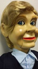 "New Professional Ventriloquist Dummy ""Ronald"" / Wooden Pro Vent Figure"