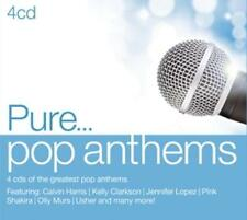 Pop… - Pure Anthems - 4 CD