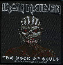 "Iron Maiden "" Book of Souls "" Parche/parche 602639 #"