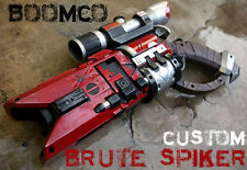 BOOMCO SPIKER PROP GUN, New - Custom Painted Halo / Sci-fi Cosplay