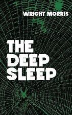 The Deep Sleep (Bison Book)-ExLibrary