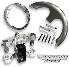 26 Inch BOLT ON Triple Tree Neck Kit Harley Bagger Street Glide Road King