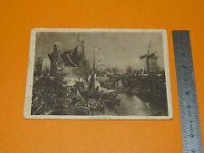 CHROMO 1890/1910 CHICOREE WILLIOT FILS LA CONCORDE POIX DU NORD AMSTERDAM