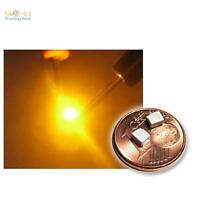 10 SMD LEDs Gelb PLCC-2 3528, gelbe SMDs yellow giallo geel jaune gul amarillo