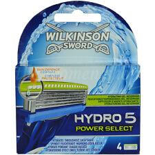 40 Wilkinson Hydro 5 Power Select Rasierklingen Neu Original Verpackt