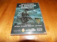 SAS OPERATION BULBASKET WII DAS REICH Panzer Oradour SS Special OP D-Day DVD NEW