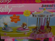 2000 KELLY CLUB AMUSEMENT PARK KELLY KIDDIE RIDES PLAY SET!!