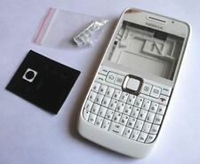 Brand New Nokia E63 Full Body With Keypad Housing Panel Fascia - White