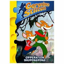 Geronimo Stilton: Operation Shufongfong, New DVDs