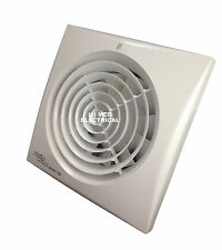 """Envirovent SILENT-150HT Extractor Fan with Humidistat / Timer for 6""""/150mm duct"""