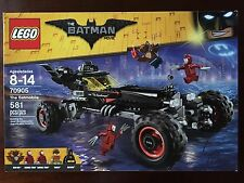 !!!NEW!!! Lego The Batman Movie - The Batmobile - 70905 - Free Shipping!!!